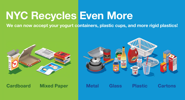 What To Recycle In New York City