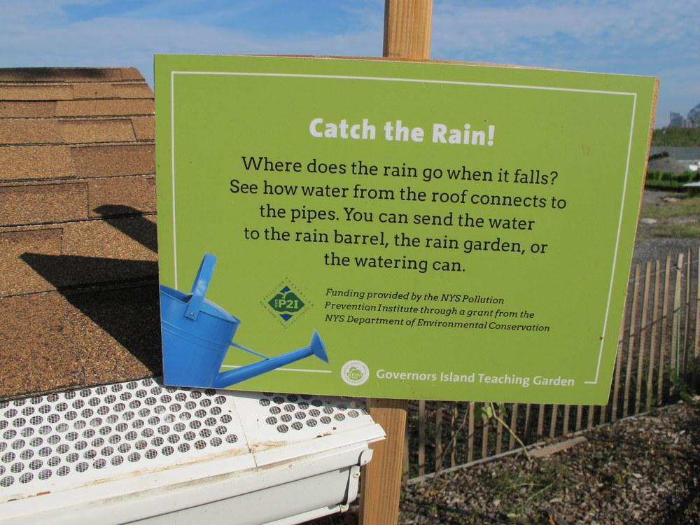 Governors Island Teaching Garden | GrowNYC