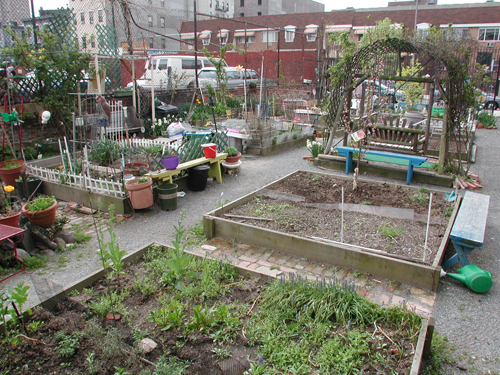Sunshine Community Garden | GrowNYC