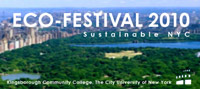 EcoFestival Kingsborough College