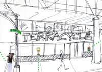 terracycle popup shop