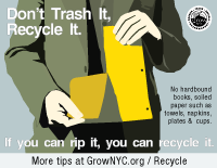 Paper Recycling Tip